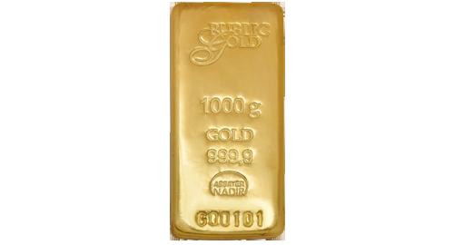 Public Gold LBMA Bullion Bar 1000g (Au 999.9)